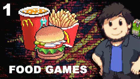 Food Games Food Games Part 1 Jontron Youtube