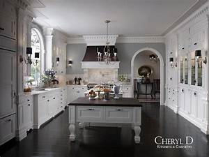 Luxury Kitchens - Traditional - Kitchen - chicago - by