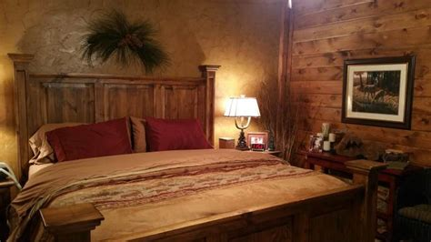 rustic cabin manufactured home remodel mobile home living