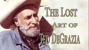 The Hidden Art Of Ted Degrazia  105