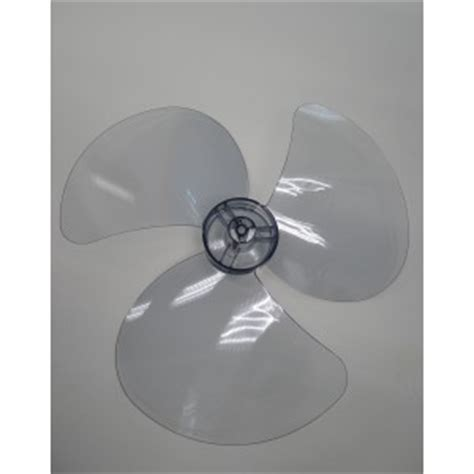 plastic replacement fan blades 16 quot plastic blade