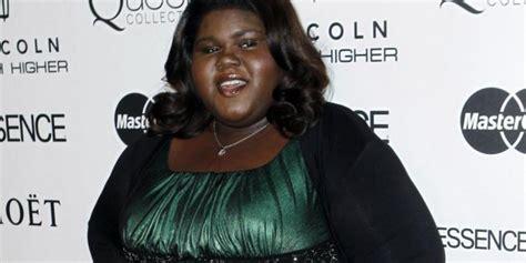 Gabourey Sidibe Memes - viral descartado la actriz de precious no baj 243 80 kilos y en realidad fue v 237 ctima de