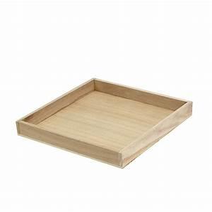 Tablett Aus Holz : tablett aus holz mittel natur 24 5cm x 24 5cm h3cm kaufen in schweiz ~ Buech-reservation.com Haus und Dekorationen