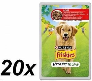 Kartoffeln Für Hunde : friskies hunde adult sauce rind kartoffeln 20x100g hunde hundefutter ~ A.2002-acura-tl-radio.info Haus und Dekorationen