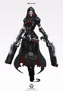 Overwatch Reaper By MonoriRogue On DeviantArt