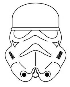 coloriage masque stormtrooper 224 imprimer