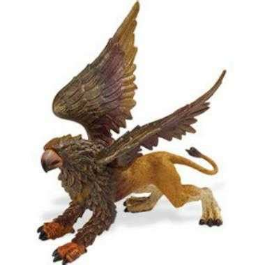 griffin toy miniature  animal world
