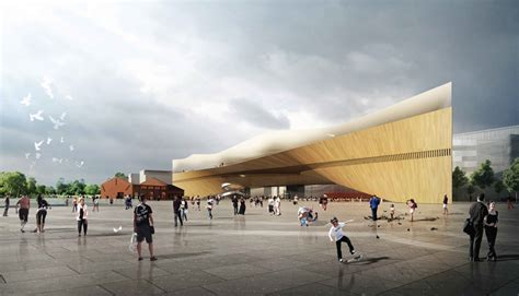 Helsinki National Library Competition Shortlisted Entries
