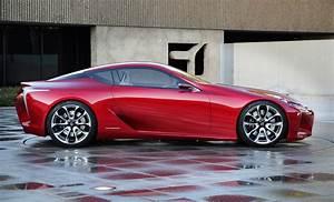 Lexus Lc Sport : 2012 lexus lf lc sport coupe concept picture 63148 ~ Gottalentnigeria.com Avis de Voitures
