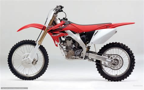 Download Wallpaper Honda, Motocross, Crf250r, Crf250r 2007