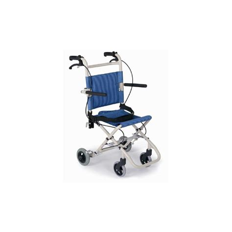 chaise de transfert chaise pliante aluminium de transfert