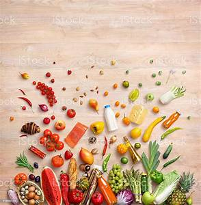Healthy Food Background Stock Photo - Download Image Now - iStock