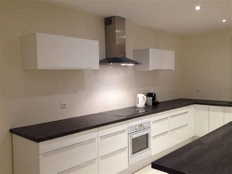 hauteur placard haut cuisine top quelle hauteur entre meuble bas haut cuisine meuble de