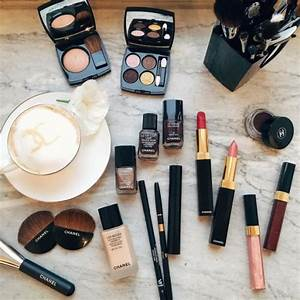 chanel makeup products | Tumblr