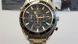 Omega Seamaster Professional 007 James Bond Watch - YouTube