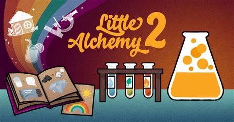 Little Alchemy 2  Frostclickcom  The Best Free