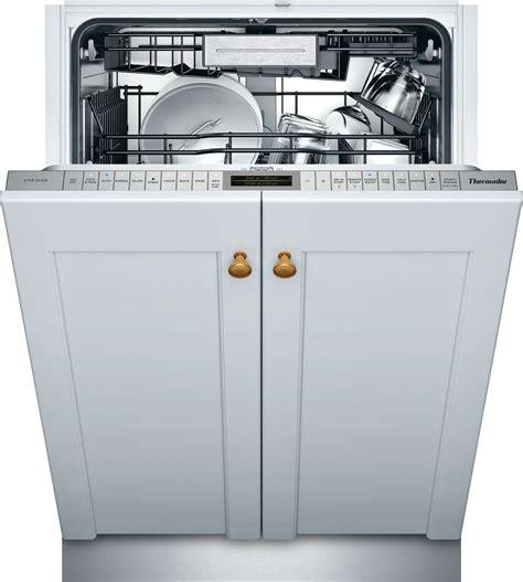 dwhdwpr thermador star sapphire  dishwasher  db min wash panel ready