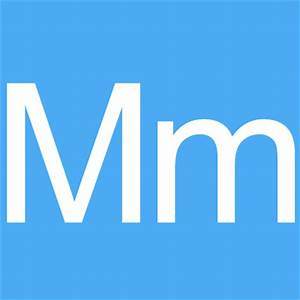 iron on letter m With light blue iron on letters