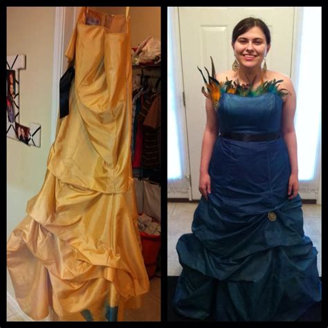 upcycled prom dress  bought  dress   fundraiser