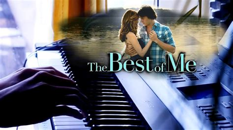 letter soundtrack cover the best of me soundtrack tuck s letter piano cover