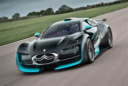 Citroen Survolt Cars Concept Z2 Futuristic Agni
