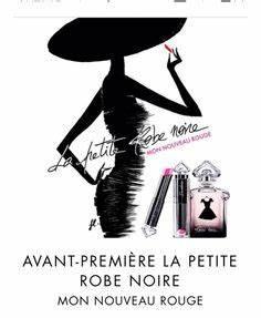 guerlain la petite robe noire on pinterest robes With prix parfum la petite robe noire