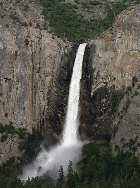 Bridal Veil Falls Utah Falling Waters Yosemite Lodging