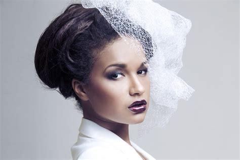 wedding hairstyles  black brides  feel special
