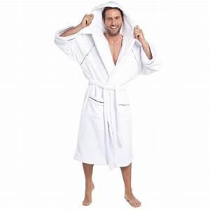 Bademantel Damen Kapuze : bademantel morgenmantel sauna microfaser kapuze kimono damen herren wellsoft ebay ~ Eleganceandgraceweddings.com Haus und Dekorationen