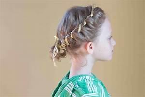Praznične frizure za devojčice