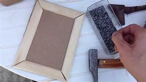 Fabriquer Un Cadre Photo : comment fabriquer un cadre photo ~ Dailycaller-alerts.com Idées de Décoration
