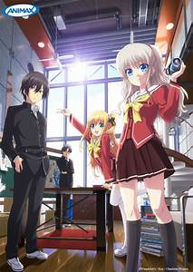 Animax, Asia, To, Air, Charlotte, On, The, Same, Day, As, Japan