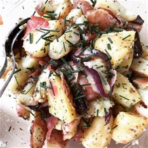 cuisine texane salade de pommes de terre texane cuisine de mémé