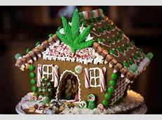 Infused marijuana gingerbread recipe Gingerbread grow house