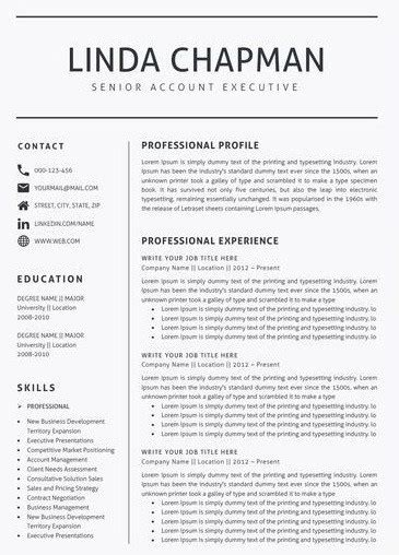 Best Resume Templates by Best Resume Templates For 2018 Check Them Out Clr