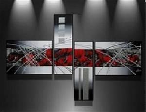 Tableau Metal Design : tableau moderne en metal ~ Teatrodelosmanantiales.com Idées de Décoration