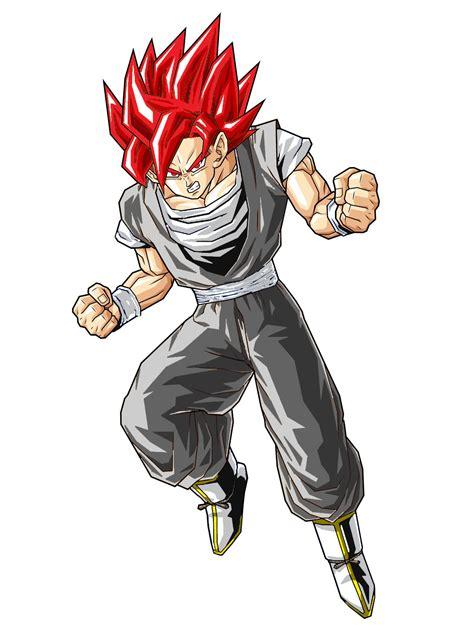 Image Ssj Evil Goku By Z Dragon Dragonball Fanon