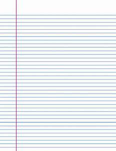 College Ruled Paper By Blazingfirebug On Deviantart