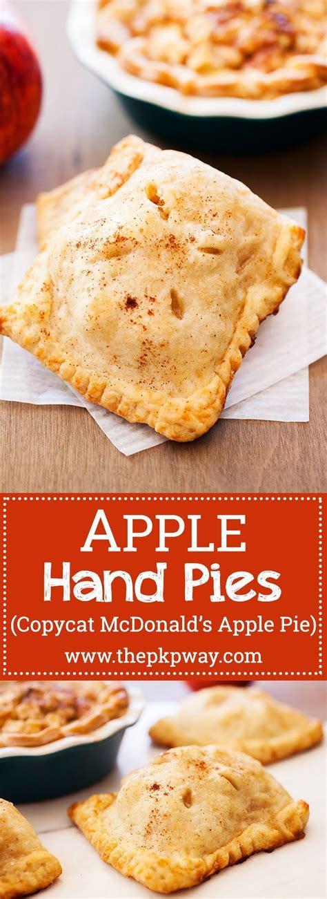 ideas  apple hand pies  pinterest hand