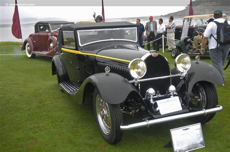 1934 Bugatti Type 50