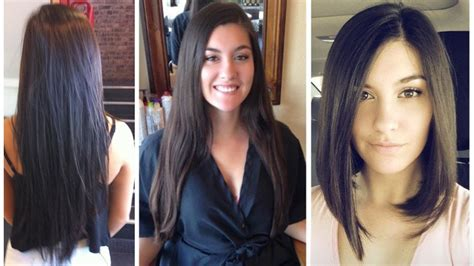 Hair Makeover by To Bob Haircut Makeover From Hair To Bob Cut