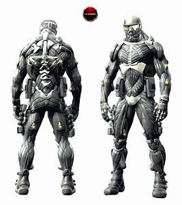 Nanotechnology Body Armor | Best looking sci-fi armor ...