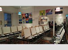 Paint & Sip Studio Opening Fun NYC Activities