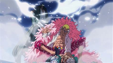 doflamingo  smoker aokiji appears youtube