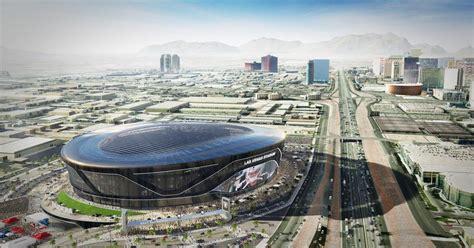 Raiders, UNLV working on deal to use planned Las Vegas stadium