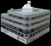 custom lego replica models  buildings landmarks