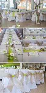 Table De Mariage Thme Nature Decoration Chic