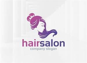 30+ Hair Salon Logo Designs, Ideas, Examples | Design ...
