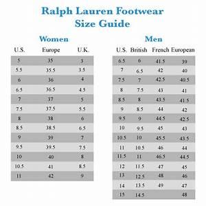 Ralph Size Chart Boy Shoes Di 2020