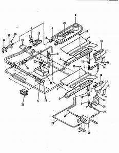 Control System Diagram  U0026 Parts List For Model U34fn2ckxon
